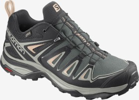 Salomon X Ultra 3 GTX balsam green/mineral gray/bellini (Damen) (409878)