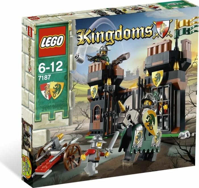 LEGO Kingdoms - Flucht aus dem Drachengefängnis (7187) -- via Amazon Partnerprogramm