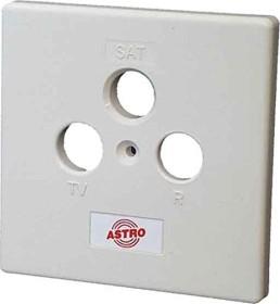 Astro GUZ 450 Abdeckung für 3-Loch Dose