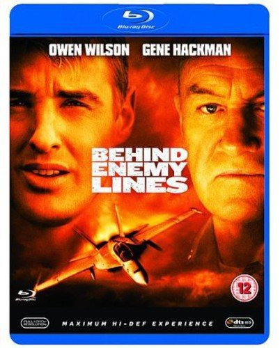 Behind Enemy Lines (Blu-ray) (UK) -- via Amazon Partnerprogramm