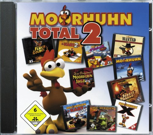 Moorhuhn Total 2 (deutsch) (PC) -- via Amazon Partnerprogramm