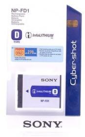 Sony NP-FD1 Li-Ionen-Akku