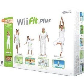 Wii Fit Plus - inkl. Balance Board, weiß (Wii)