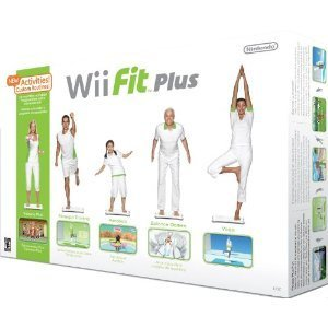 Wii Fit Plus - incl. Balance board, white (German) (Wii)