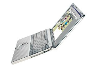 "Panasonic Toughbook CF-R1, 10.4"" TFT"
