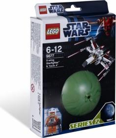 LEGO Star Wars Buildable Galaxy - X-wing Starfighter & Yavin 4 (9677)