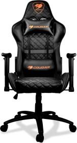 Cougar Armor One gaming chair, black (3MAOBNXB.0001)