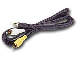 Kodak EasyShare 1983881 AV cable