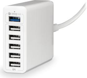 M-Line Multi loader Qualcomm Quick Charge 3.0<br>(Art# 1691099) prices gelten at Bestellung in the Mediamarkt Onlineshop!