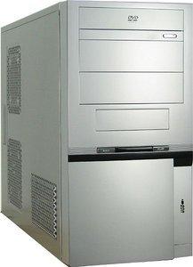 Inter-Tech Arris-A3 silver, 420W ATX -- © inter-tech.de
