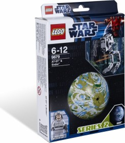 LEGO Star Wars Buildable Galaxy - AT-ST & Endor (9679)