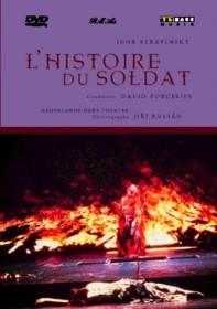 Igor Strawinsky - L'Histoire Du Soldat (DVD)