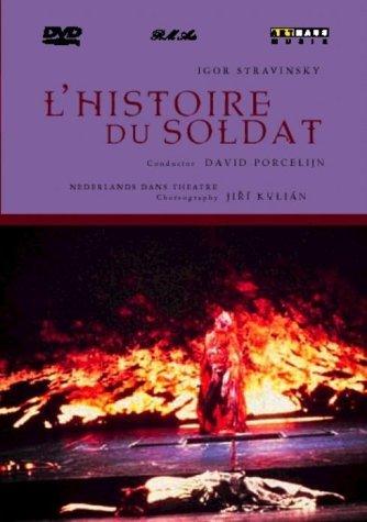 Igor Strawinsky - L'Histoire Du Soldat -- via Amazon Partnerprogramm