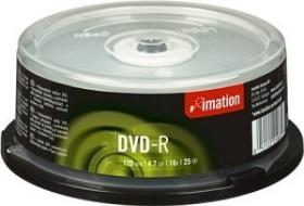 Imation DVD-R 4.7GB 16x, 25er Spindel (21979)