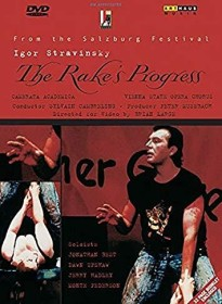 Igor Strawinsky - The Rake's Progress (DVD)
