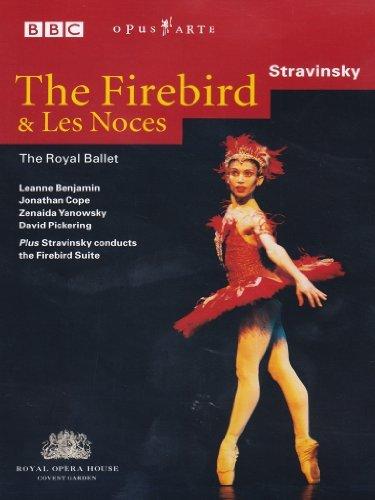 Igor Strawinsky - The Firebird & Les Noces -- via Amazon Partnerprogramm