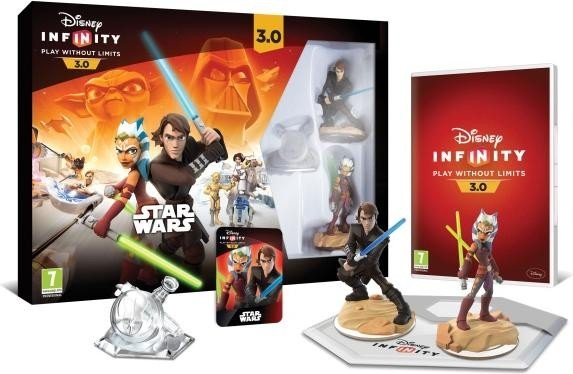 Disney Infinity 3.0: Star Wars - Starter Pack (deutsch) (PS3)