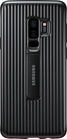 Samsung Protective Standing Cover for Galaxy S9+ black (EF-RG965CBEGWW)