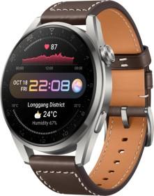 Huawei Watch 3 Pro Classic silber/braun (55026781)