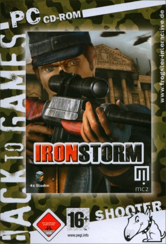 Iron Storm (niemiecki) (PC) -- via Amazon Partnerprogramm