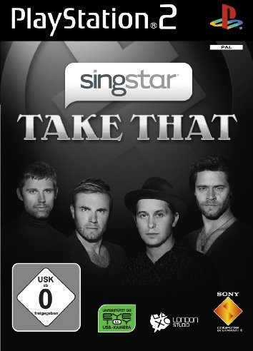 SingStar Take That (deutsch) (PS2) -- via Amazon Partnerprogramm