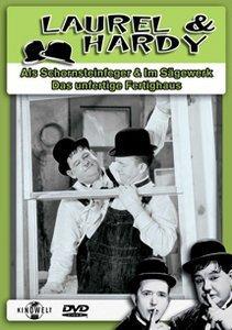 Laurel & Hardy - Schornsteinfeger
