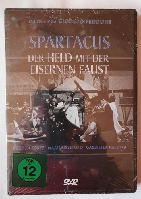 Spartacus - Der Held mit der eisernen Faust -- via Amazon Partnerprogramm