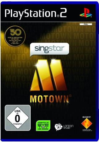 SingStar Motown (deutsch) (PS2) -- via Amazon Partnerprogramm