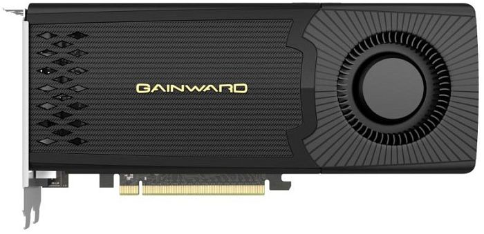 Gainward GeForce GTX 970, 4GB GDDR5, DVI, Mini HDMI, 3x Mini DisplayPort (3354)