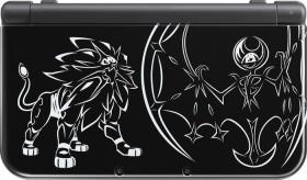 Nintendo New 3DS XL Solgaleo und Lunala - Limited Edition schwarz/weiß