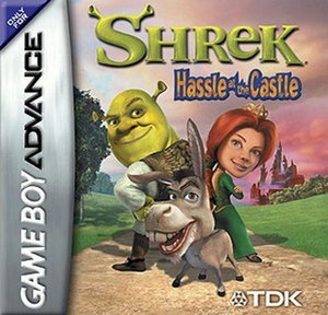 Shrek - Hassle at the Castle (GBA)