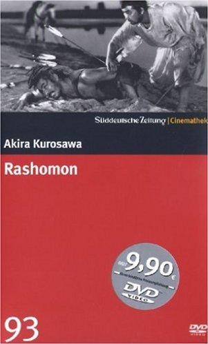 Rashomon -- via Amazon Partnerprogramm