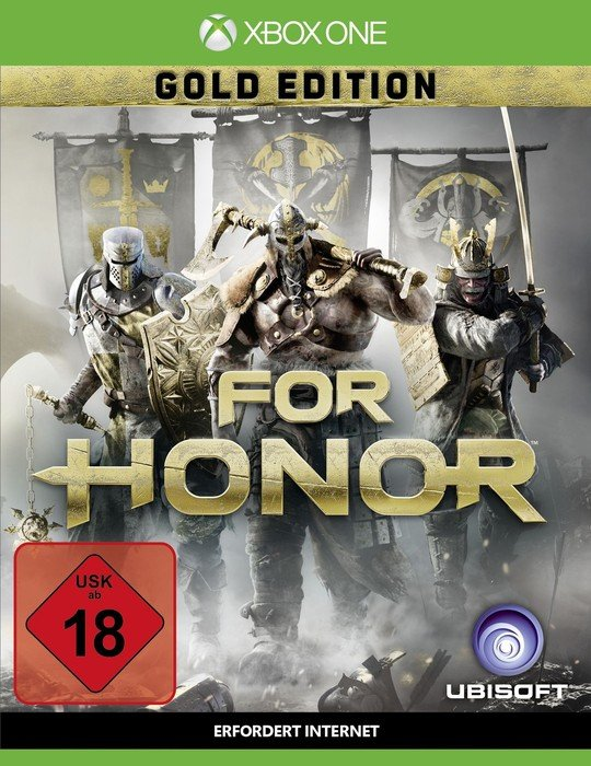 for honor gold edition deutsch xbox one ab 18 89. Black Bedroom Furniture Sets. Home Design Ideas