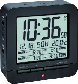 TFA Dostmann TFA 60.2536.01 Digitaler Funkwecker mit Temperatur