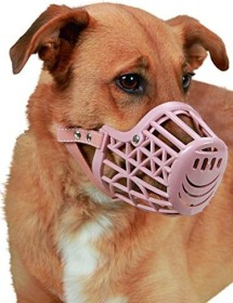 Kerbl plastic muzzle, 9cm (81017)