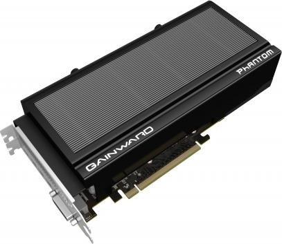 Gainward GeForce GTX 970 Phantom, 4GB GDDR5, DVI, Mini HDMI, 3x mDP (3361)