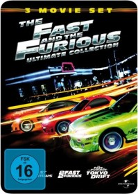 The Fast And The Furious Box (movies 1-3)