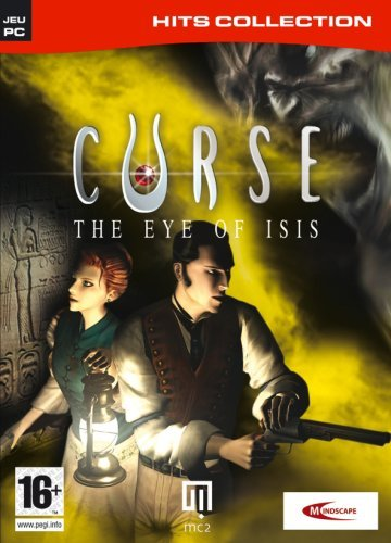 Curse - The Eye of Isis (niemiecki) (PC) -- via Amazon Partnerprogramm