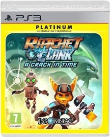 Ratchet & Clank Future - A Crack in Time (PS3)