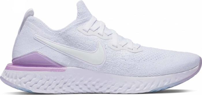 Nike Epic React Flyknit 2 whitepink foam (Damen) (BQ8927 101) ab € 89,99