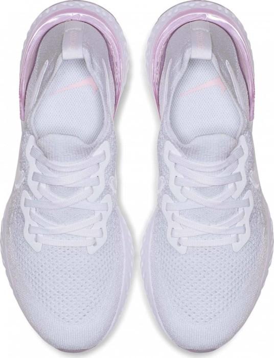 c12dad64 Nike Epic React Flyknit 2 white/różowy foam (damskie) (BQ8927-101) |  Porównanie cen Cenowarka.pl Polska