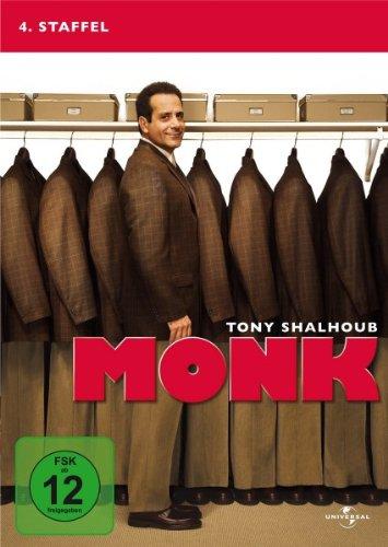 Monk Season 4 -- via Amazon Partnerprogramm