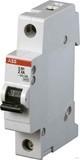 ABB Sicherungsautomat S200, 1P, Z, 6A (S201-Z6)