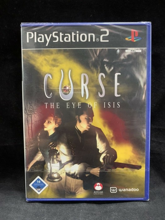 Curse - The Eye of Isis (niemiecki) (PS2) -- via Amazon Partnerprogramm