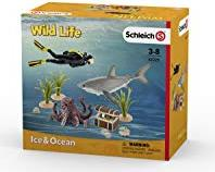 Schleich Wild Life - Treasure hunt diver (42329) from £ 16 83