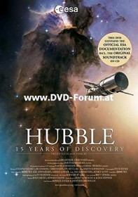 Hubble - 15 Years of Discovery (DVD)