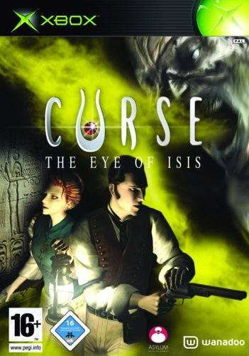 Curse - The Eye of Isis (niemiecki) (Xbox) -- via Amazon Partnerprogramm