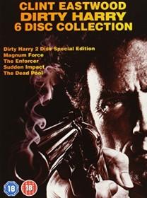Dirty Harry Box (movies 1-5) (DVD) (UK)