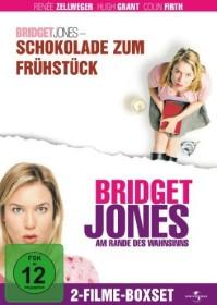 Bridget Jones - Schokolade zum Frühstück/Bridget Jones 2 - Am Rande des Wahnsinns (DVD)