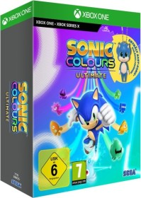 Sonic Colours Ultimate (Xbox One)